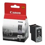 CANON Black Ink Cartridge [PG-40] - Tinta Printer Canon